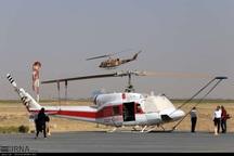 34 اورژانس هوایی با اجرای طرح تحول سلامت در کشور ایجاد شد