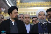روحانی: امام صندوق رأی را مسیر تداوم و استحکام نظام قرار داد