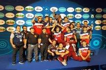 کشتی آزاد نوجوانان ایران بالاتر از آمریکا و روسیه قهرمان جهان شد