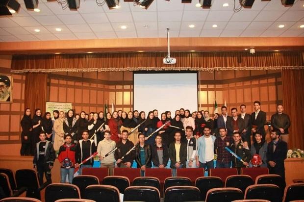 کارگاه آموزشی رشته ورزشی اسپوکس در قزوین برگزار شد