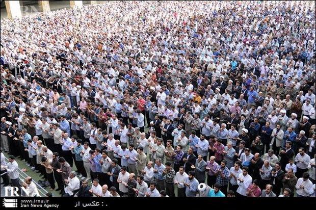 برگزاری پویش دانش آموزی «من به کمیته امداد اعتماد دارم» در نماز عید فطر