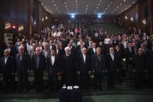 حواشی حضور رییس جمهور در دانشگاه تهران+ عکس و فیلم/ معزی: روحانی 16 آذر شنونده سخنان دانشجویان منتقد خواهد بود