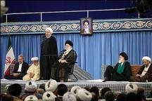 رئیسجمهور روحانی: بیش از گذشته نیاز به تقویت فضای معنوی، وحدت، اعتماد و امید به آینده داریم