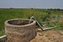 9 حلقه چاه آب غیرمجاز در بروجرد مسدود شد