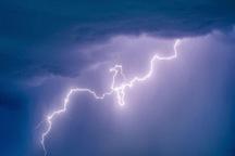 وزش باد، رگبار و رعد و برق برای یزد پیش بینی شد