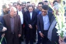 افتتاح 2 هزار و 150 میلیارد ریال پروژه راهسازی در جیرفت