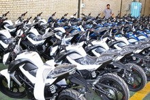 احداث پارکینگ موتورسیکلت در مرکز شهر قم ضروری است