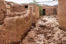 13 واحد مسکونی روستایی بشرویه 100 درصد تخریب شد