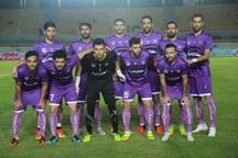 تیم اروند کارون خرمشهر در خانه شکست خورد
