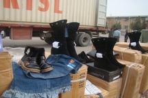1.1 میلیارد ریال پوشاک قاچاق در یزد کشف شد