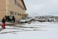 اهالی روستای آق سو خلخال در محاصره برف قرار دارند