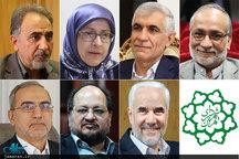 هفت گزینه نهایی شهرداری تهران اعلام شدند/ محمدعلی نجفی حائز تمام آراء+سوابق کاندیداها