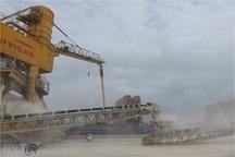 درخرداد سال جاری ثبت شد:رشد ۹۷ درصدی تخلیه انواع کالاهای غیر نفتی در بندرامیرآباد