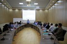 اجرای دوره استاندارد مدیریت پروژه در سازمان آب و برق خوزستان