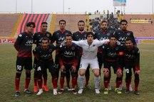 نگاهی به وضعیت تیم سیاه جامگان در لیگ برترفوتبال