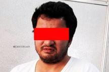 دستگیری راننده شیطان صفت  شاکیان به پلیس آگاهی تهران بزرگ مراجعه کنند