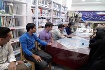 برنامه روایتگری و خاطره گویی فتح خرمشهر در مهریز برگزار شد