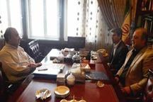 قول مساعد سلطانیفر برای پایان عملیات تکمیل ورزشگاه شهیدباکری ارومیه