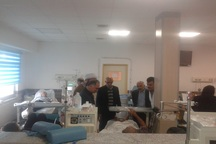 بخش دیالیز بیمارستان شهید بهشتی آستارا تجهیز شود