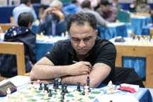 نفرات برتر دور هشتم مسابقات شطرنج جام کارون شناخته شدند