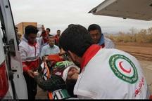 هلال احمر اصفهان به 716 حادثه دیده  امدادرسانی کرد
