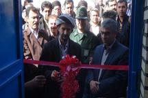 افتتاح 2 طرح عمرانی و خدماتی در شهرستان سروآباد