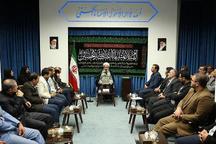 امام جمعه قزوین: حوزه ورزش باید از بازی های سیاسی و جناحی جدا باشد