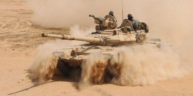 خیز ارتش سوریه برای حمله بزرگ به آخرین پایگاه گروه های مسلح