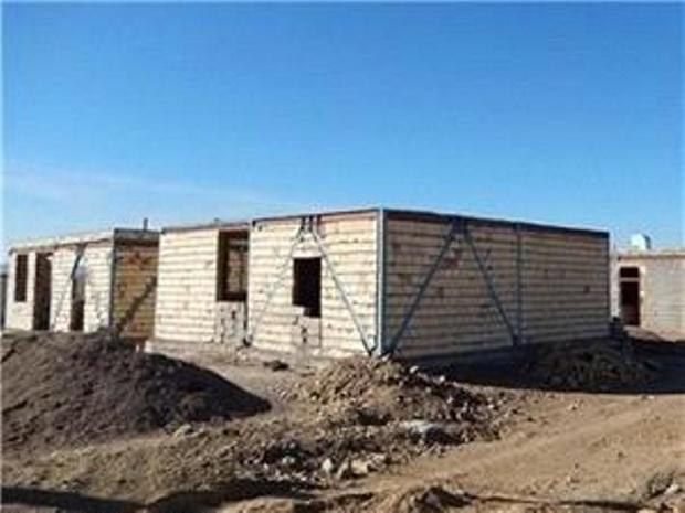 24 واحد مسکونی به مددجویان کمیته امداد چالدران تحویل شد
