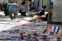 طرح ساماندهی دست فروشان در دستور کار شهرداری سنندج قرار دارد