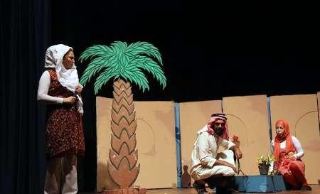 آغاز اجرای عموم سه نمایش عروسکی برگزیده جشنواره تئاتر رضوی در بندرعباس