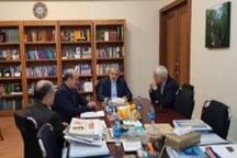 مشکلات کلان اصفهان در دیدار استاندار با رئیس سازمان برنامه و بودجه بررسی شد