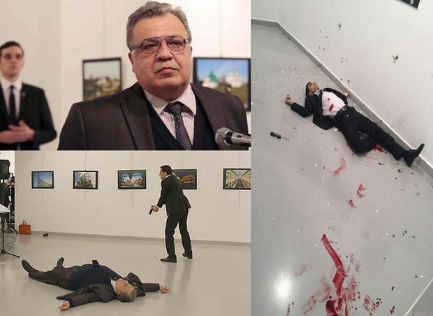 ترکیه جنبش گولن را مسئول قتل سفیر روسیه اعلام کرد