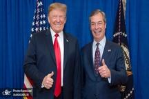 ادامه مداخله آشکار ترامپ در امور انگلیس