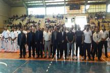 آزادکاران کاراته رفسنجان در مسابقات منطقه جنوب شرق کشورخوش درخشیدند