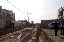 آسفالت خیابان ها مطالبه ساکنان مسکن مهر در هندیجان است