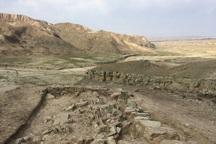 کاوش های باستان شناسی در حوزه سد چندیر جرگلان آغاز شد