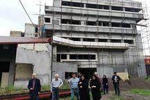 کتابخانه مرکزی رشت غم بزرگ فرهنگی گیلان است