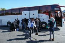 80 هزار مسافر توسط ناوگان حمل و نقل عمومی ایلام جابجا شدند