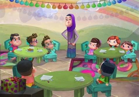 انیمیشن ایرانی که در کشورهای عربی متقاضی دارد