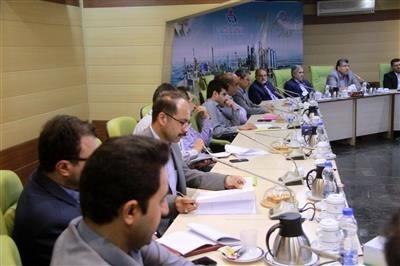 برگزاری مانور دور میزی کمیته بحران در منطقه ویژه اقتصادی پتروشیمی