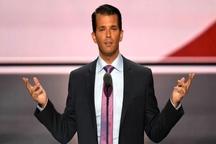 نامزدی پسر ترامپ در انتخابات فرمانداری نیویورک