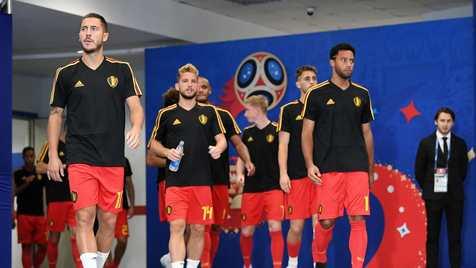 اعلام ترکیب بلژیک و فرانسه در نیمه نهایی جام جهانی