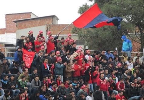 فدراسیون فوتبال از تماشاگران نساجی تقدیر کرد