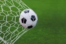 تیم فوتبال کاسپین حریف جنوبی خود را از پیش رو برداشت