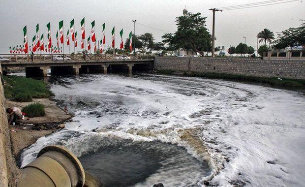 تکلیف آلودگی زیست محیطی ناشی از فاضلاب در حواشی ساحل مشخص شود
