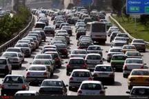 آزادراه قزوین - کرج پرترافیکترین محور کشور