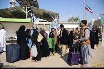 افزون بر19 زائر پاکستانی از مرز میرجاوه وارد ایران شدند