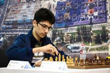 راهیابی علیرضا فیروزجا به جمع ۱۰۰ شطرنج باز برتر جهان