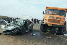 6 کشته و هفت مجروح در سه حادثه رانندگی در استان فارس